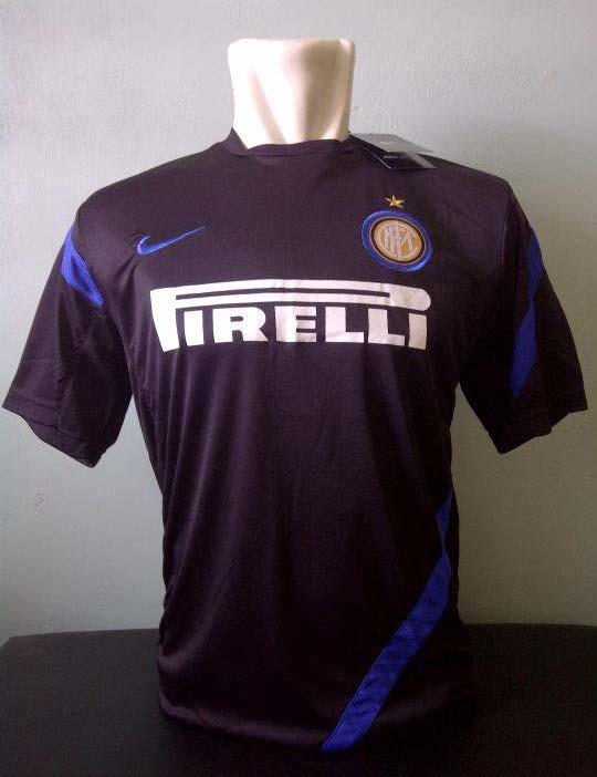 new style 95209 c34cf Toko Olahraga Hawaii Sports] Training Kit Inter Milan Black ...
