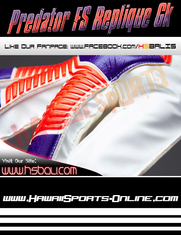 Toko Olahraga Hawaii Sports Sarung Tangan Kiper Original