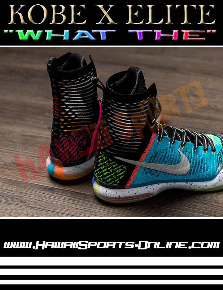 What The Vol 1 8: [Toko Olahraga Hawaii Sports] Sepatu Basket Original Nike